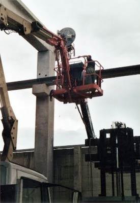 Taglio cemento armato a Gravina in Puglia