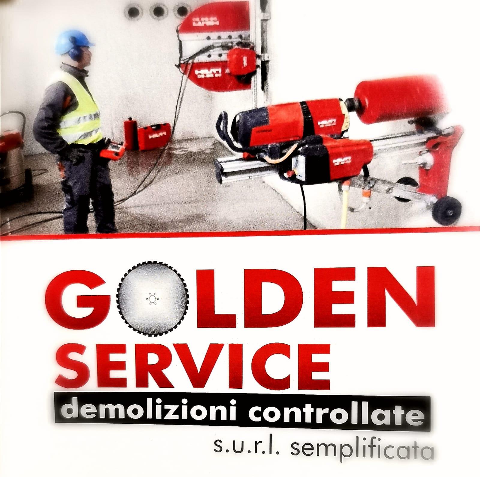 GOLDEN SERVICE Demolizione Controllata S.U.R.L. Semplificata