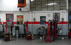 Servizio equilibratura ruote a Torino. GRASSONE GOMME tel 011 2979916