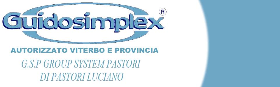 Group System Pastori Srl Semplificata