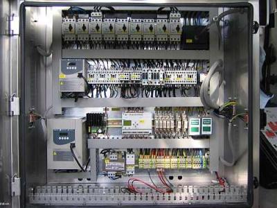Manutenzione di impianti elettrici