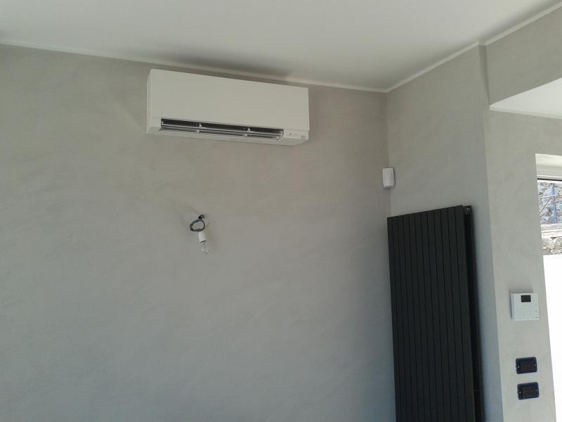 Impianti di condizionamento aria