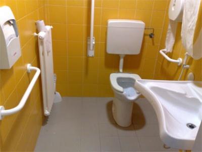 Installazione bagni per disabili