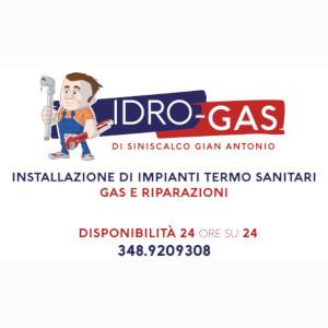 IDRO-GAS DI SINISCALCO GIAN ANTONIO