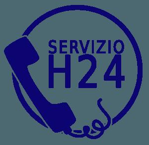 Servizio h24 a Novara