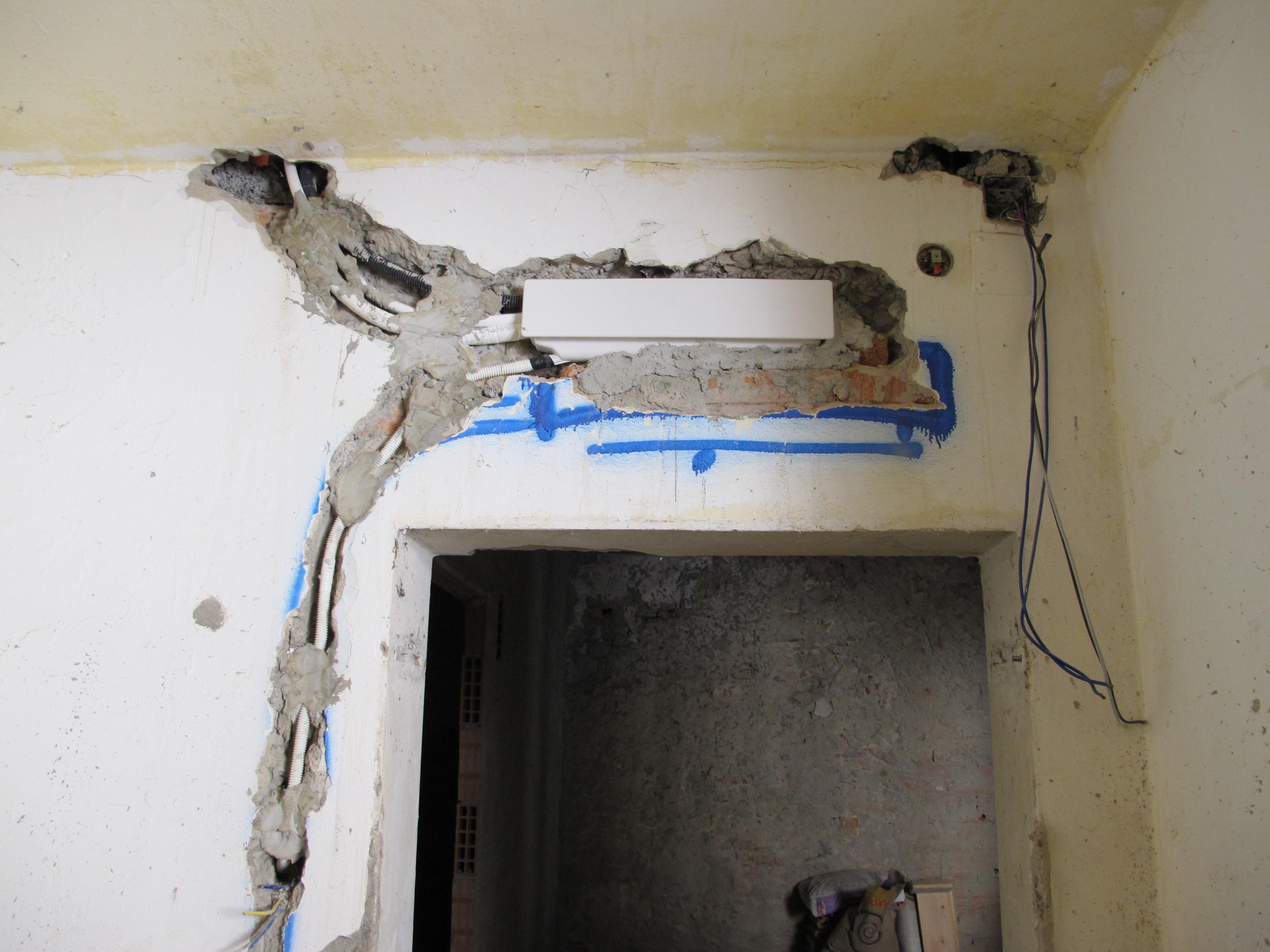 Aerazione forzata predisposizione impianto di condizionamento - Costo impianto idraulico casa 100 mq ...