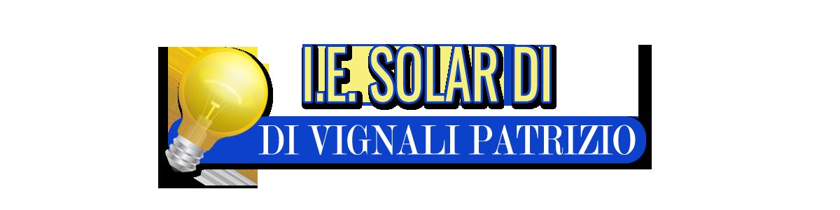 I.E. SOLAR DI VIGNALI PATRIZIO