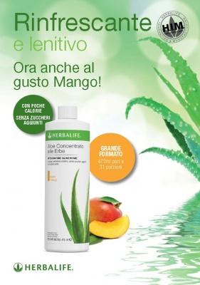 Aloe al Mango