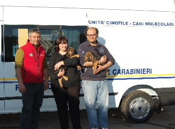 Unità Cinofila Cani Circolari