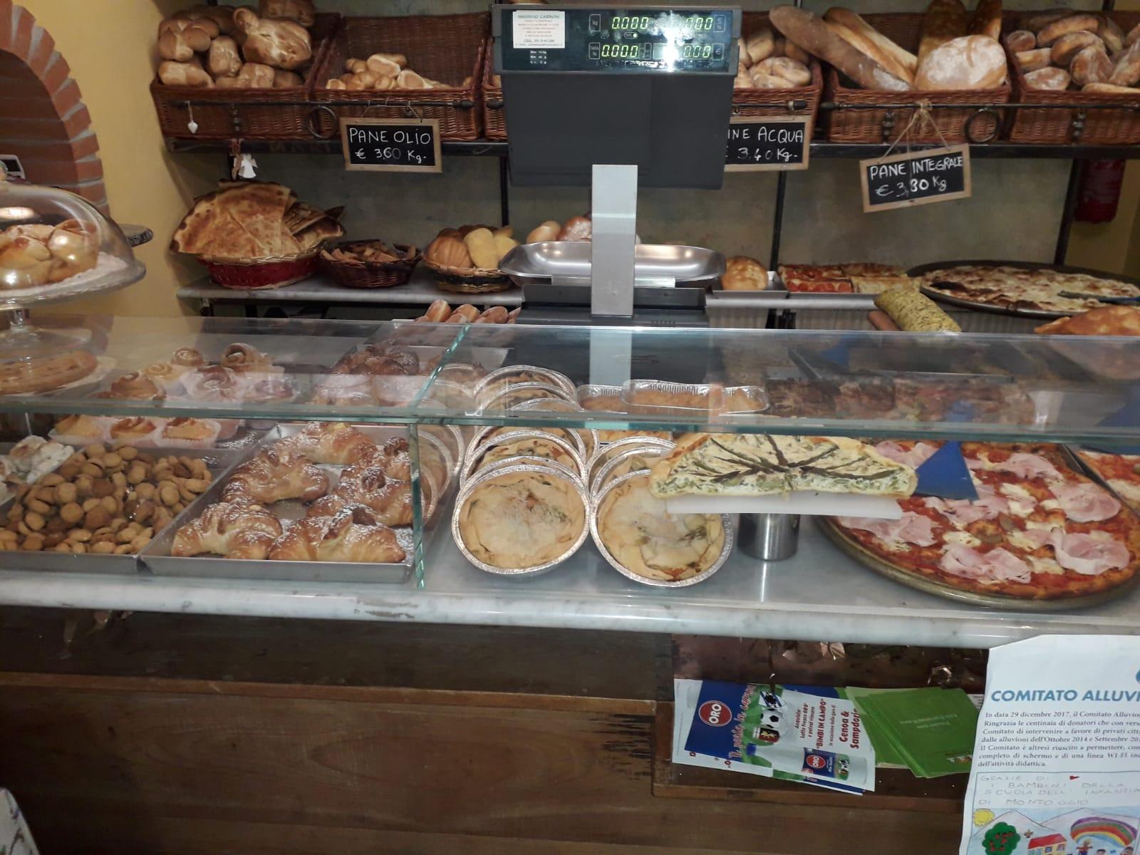 Gastronomia a Montoggio