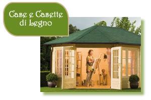 Case e Casette in Legno