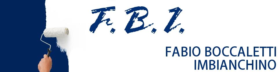 F.B.I. FABIO BOCCALETTI IMBIANCHINO