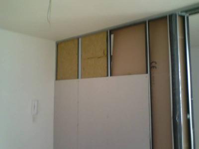 Posa pareti divisorie in cartongesso