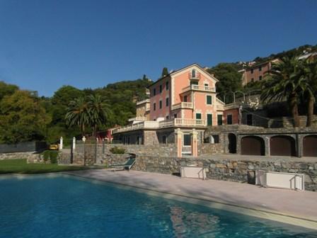Complesso immobiliare ristrutturato in S. Margherita Ligure