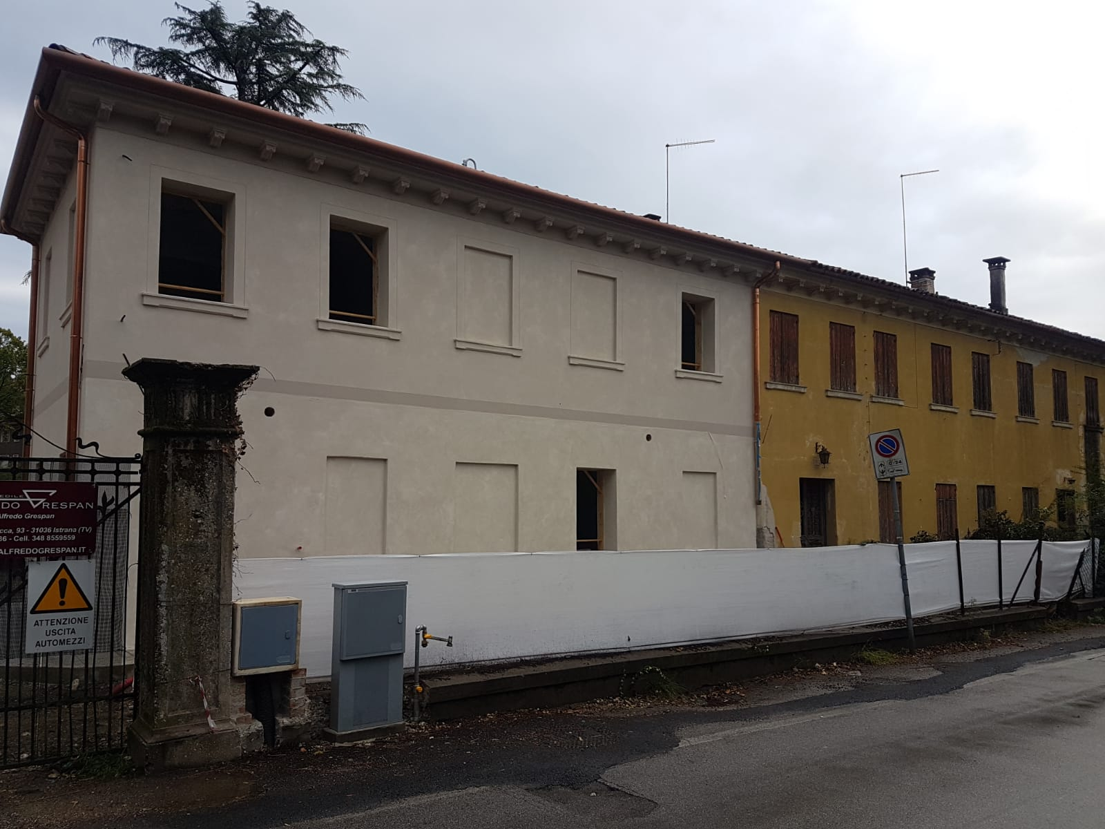 Cantiere Treviso 3