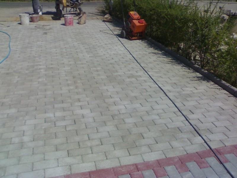 Posa di pavimenti esterni impresa edile lerra - Posa pavimenti esterni ...