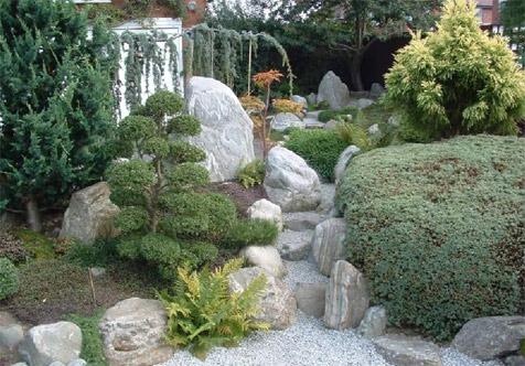 Realizzazione di giardini giapponesi irriservice di for Giardini giapponesi milano