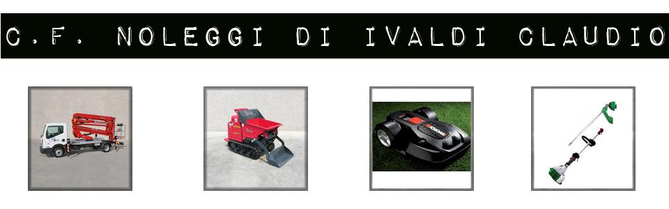 C.F. NOLEGGI DI IVALDI CLAUDIO