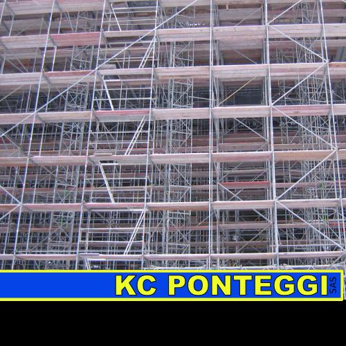 KC PONTEGGI sas - Servizi per il montaggio e lo smontaggio di ponteggi