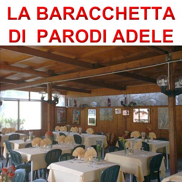 La Baracchetta:Cucina tipica a Genova