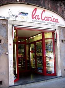 Batteria d'avviamento per furgoni a Genova. Chiama LA CARICA DI BRACCO RODOLFO tel 010 6454837
