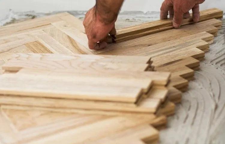 posa pavimento in legno a Roma