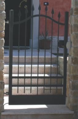 recinzioni in acciaio inox