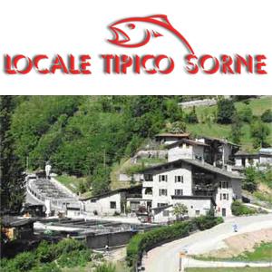 Menù a base di trota a Brentonico. Prenota al LOCALE TIPICO SORNE - TROTICOLTURA TONONI  tel 0464 395371 cell 339 8047669