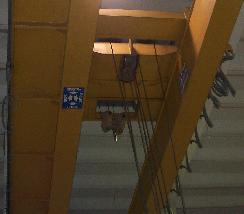 Verniciatura carri ponte