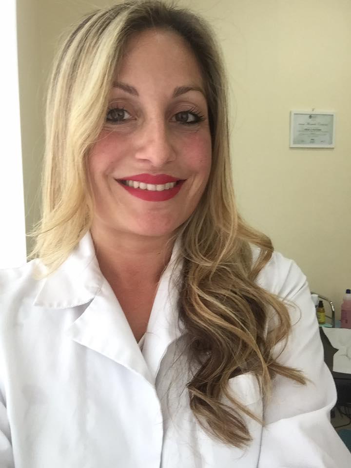 Dott.ssa Manuela Cartoccio podologo a Varese