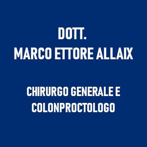 Dott. Marco Ettore Allaix