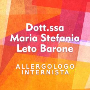 DOTT.SSA MARIA STEFANIA LETO BARONE