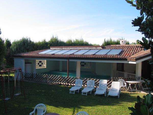 Solare termico per piscine
