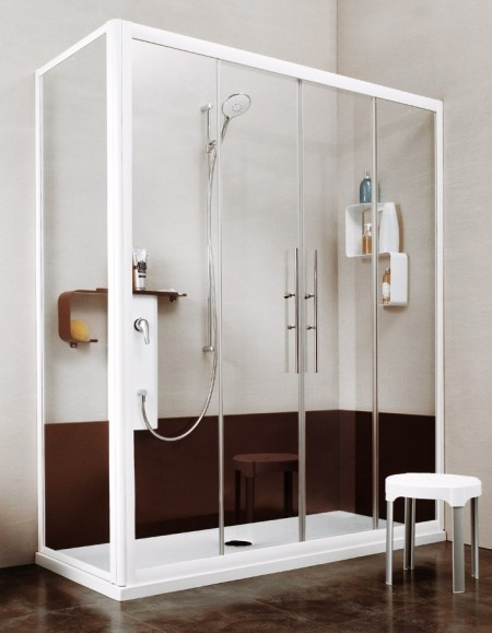 installazione di box doccia