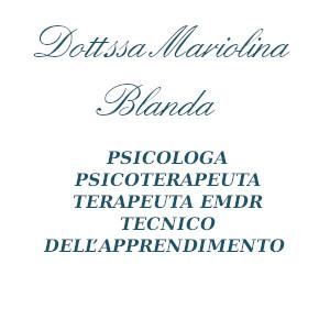 Dott.ssa Mariolina Blanda