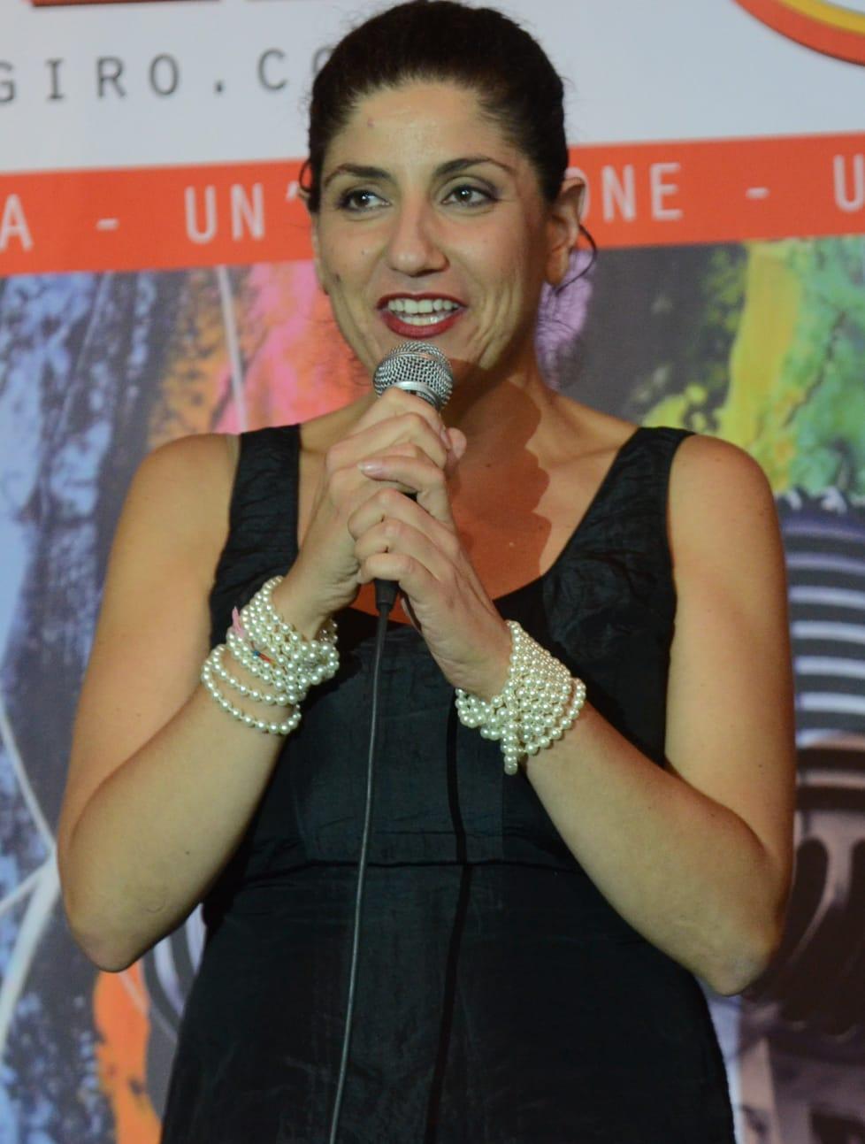 Emanuela Lo Giudice  - Cantante