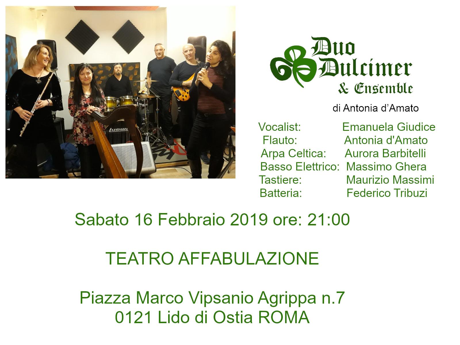 Duo Dulcimer & Ensemble