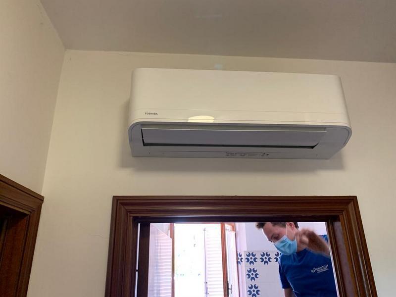 Installazione condizionatori di ottime qualità con purificatori d'aria