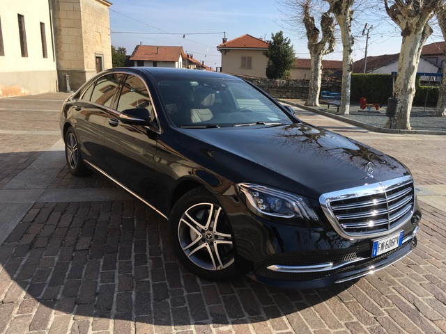 MERCEDES BENZ S-CLASS LONG