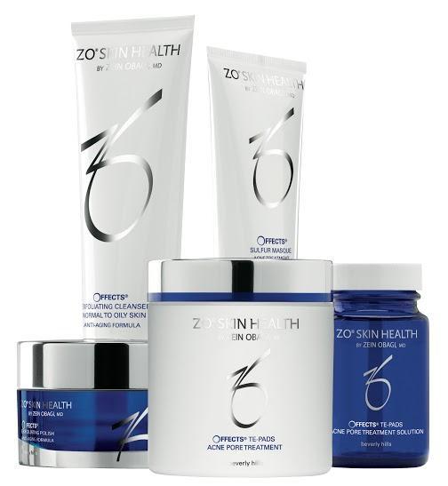 Trattamenti antiaging e curativi per l'acne