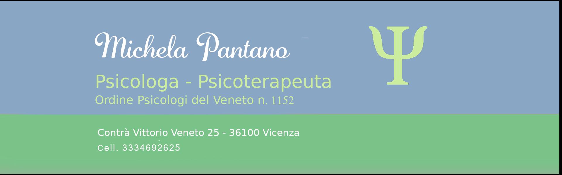 Dott.ssa Michela Pantano