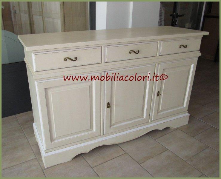 Mobili a colori mondo sposa materassi mobilifici arredo casa varese va - Mobili pitturati ...