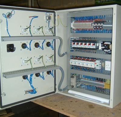 Realizzazione di impianti elettrici civili