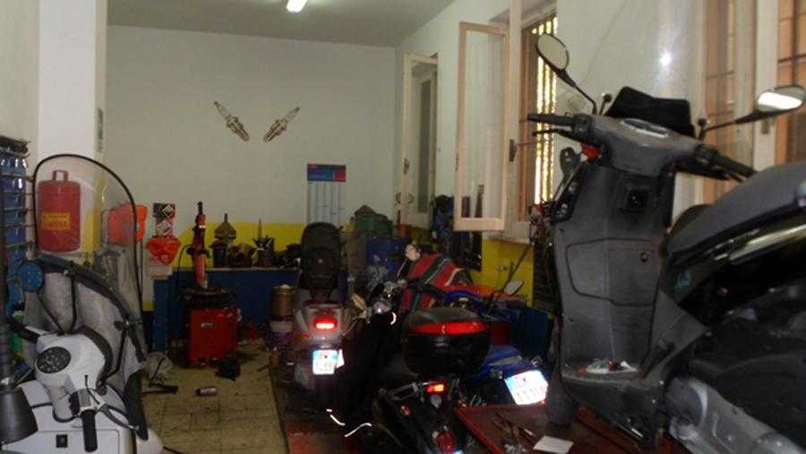 Riparazione Moto e Scooter
