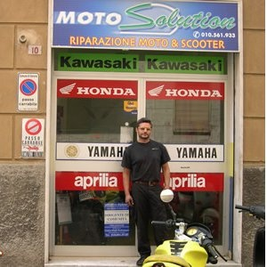 Moto Solution:Riparazione Moto a Genova