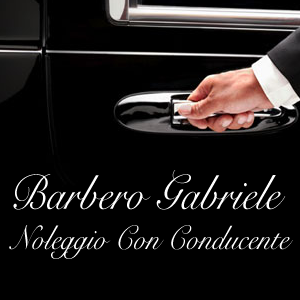 BARBERO GABRIELE NOLEGGIO CON CONDUCENTE
