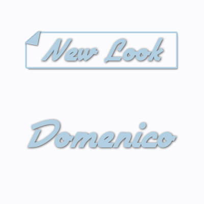 NEW LOOK DOMENICO DI SCILLA DIEGO