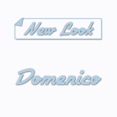 NEW LOOK DOMENICO DI SCILLA DIEGO