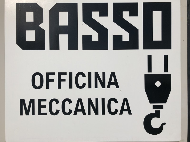 Basso Officina Meccanica - Metalmeccanica a Tortona