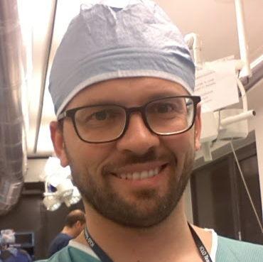 Dott. Alessio Giannuzzo ortopedico ad Alcamo